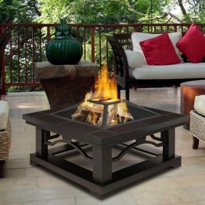 Garden Furniture With Fire Pit 15 best firepits / garden furniture images on pinterest | gas fire