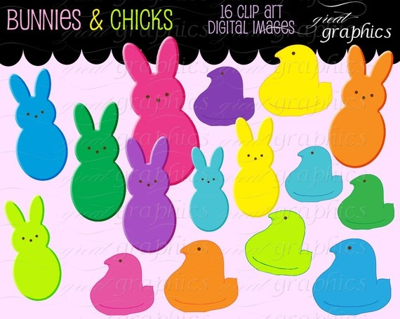 Clip Art Peeps Clipart 1000 images about easter clip art for teachers on pinterest web peeps by greatgraphics 5 00