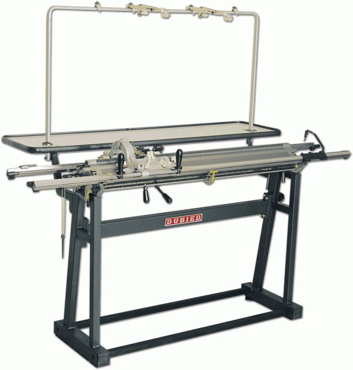 16 Best Our Available New And Vintage Dubied Knitting Machines