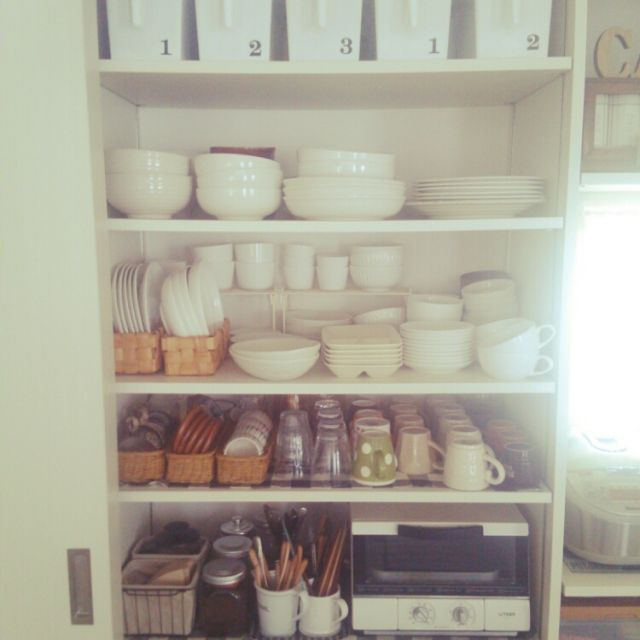 収納/3Coins/男前もすき(^^)/セリア/キッチン収納棚/My Shelf…などのインテリア実例 - 2015-01-16 05:57:35   RoomClip(ルームクリップ)