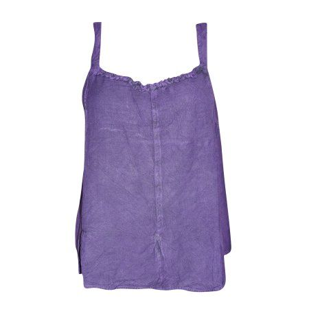 Mogul Women's Cami Top Scoopneck String Tank Purple Blouse L   https://www.walmart.com/search/?query=mogul%20interior%20tank%20tops