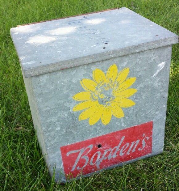 Elsie Borden S Porch Milk Cooler In The Kitsch En