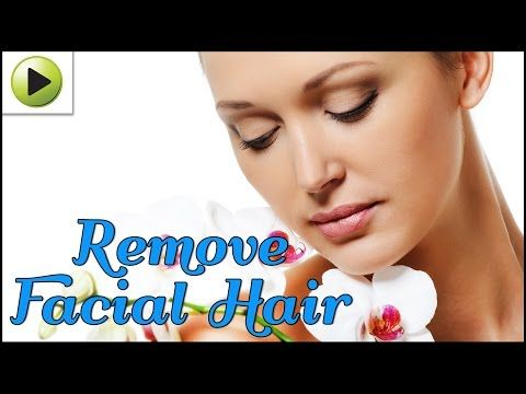 The NATURAL Recipe That Will Permanently Get Rid Of Unwanted Facial Hair! | Playbuzz