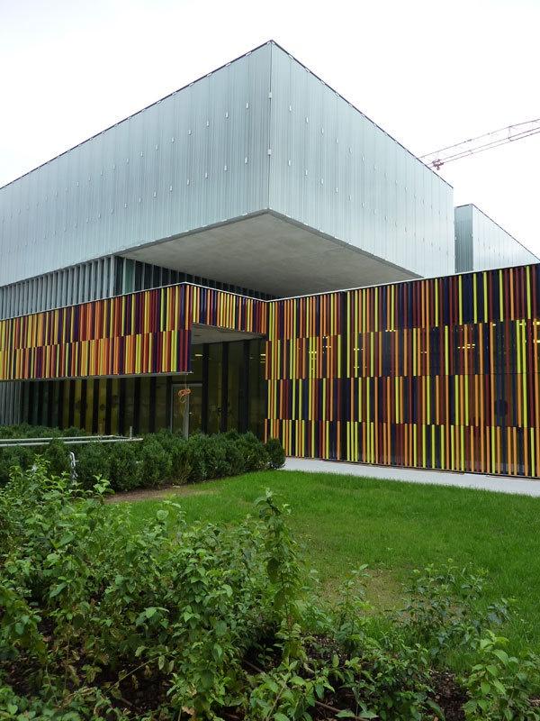 centro polifunzionale coesia, bologna