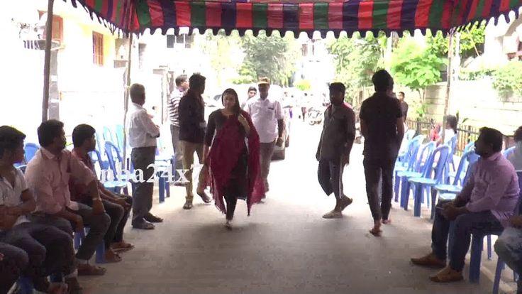 Vijay Wife Sangeetha ,Karthi,Bala Pays Last respect To Vikram's Father V...