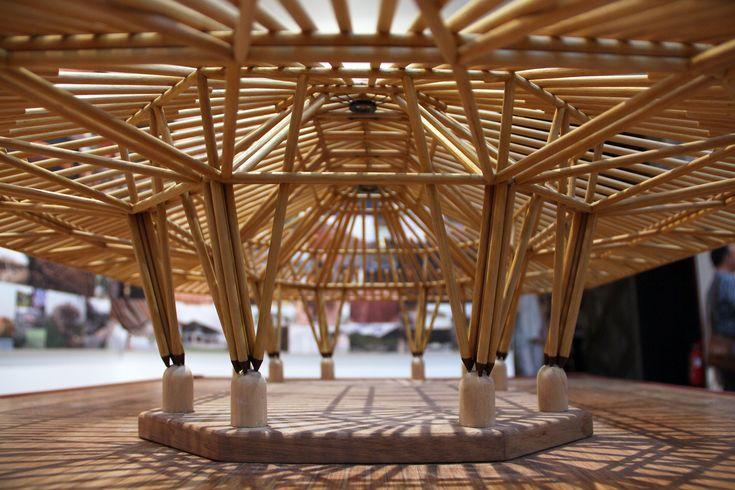 Galeria de Simón Vélez na Bienal de Veneza 2016: 'O bambu não é um material para pobres ou ricos, é para os seres humanos' - 10