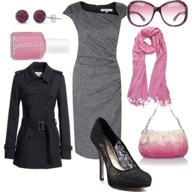 Business outfit!!  Always looking for new things to wear to the office!