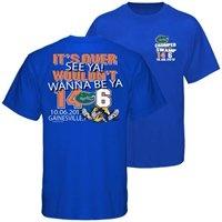 Florida Gators vs. LSU Tigers 2012 Chomped Score T-Shirt!