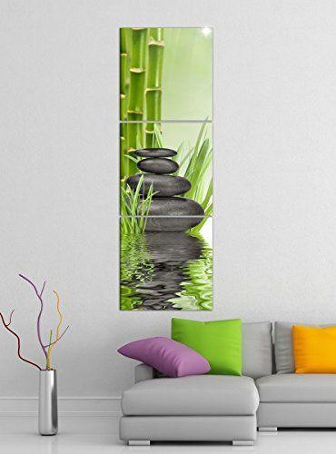 52 best Bambus Bilder images on Pinterest Bamboo, Feng shui and - glasbilder für die küche