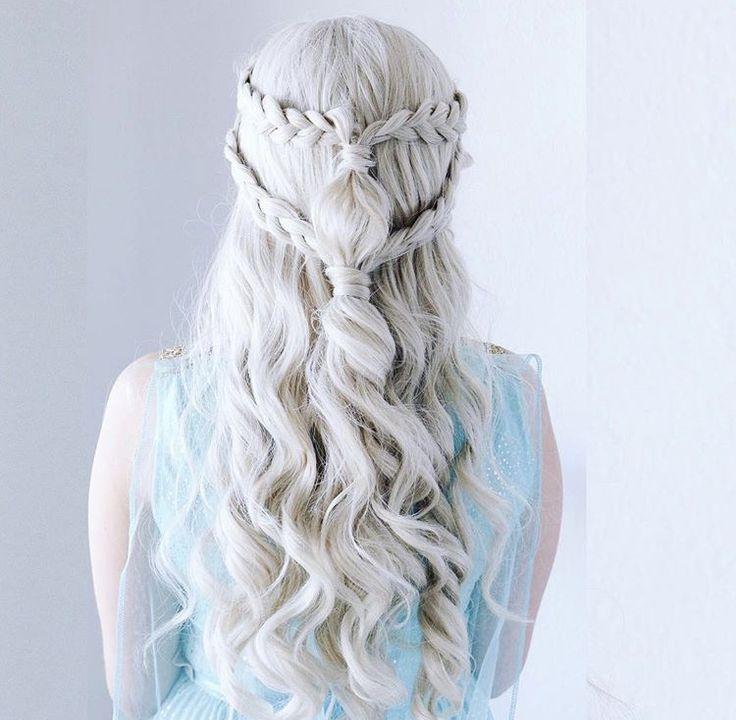 10 Game of Thrones Frisuren für Frauen – Ideen, Bilder und Video-Anleitungen …
