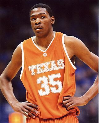 Kevin Durant Texas Longhorns, great win tonight for OKC. #LonghornLoyalty