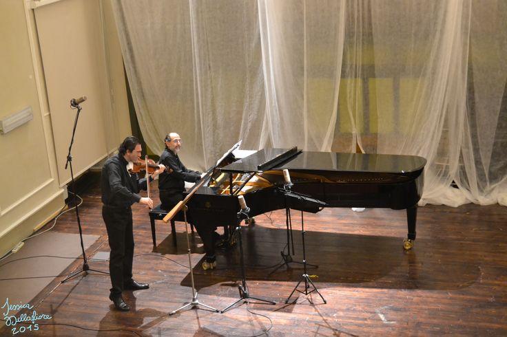 I Mercoledì del Conservatorio - Riccardo Guella - Asia Uboldi e Trio Ghedini 25/03/2015