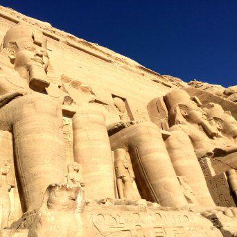 Abu Simbel Templos de Ramses II y Nefertari6