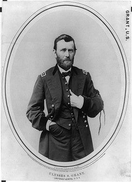 "The man we know as Ulysses S. Grant was actually named Hiram Ulysses Grant. As a boy he was known as ""Lyss"". Thomas Hamer, the Congrssman who appointed Grant to West Point, forgot all about Hiram. Remembering that Grant's mother's maiden name was Simpson and thinking that was Lyss Grant's middle name, he filled out the application in the name of ""Ulysses S. Grant""."