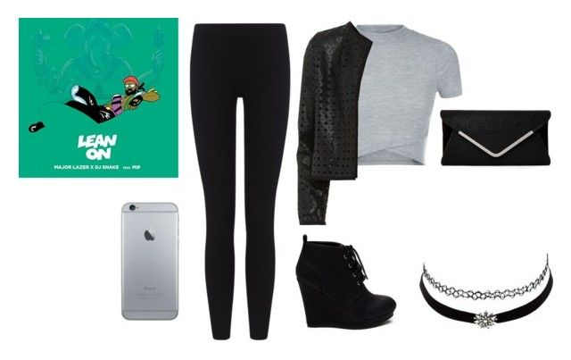 lean on by dj-eyecandy on Polyvore featuring beauty, Charlotte Russe, Maglie I Blues and James Perse