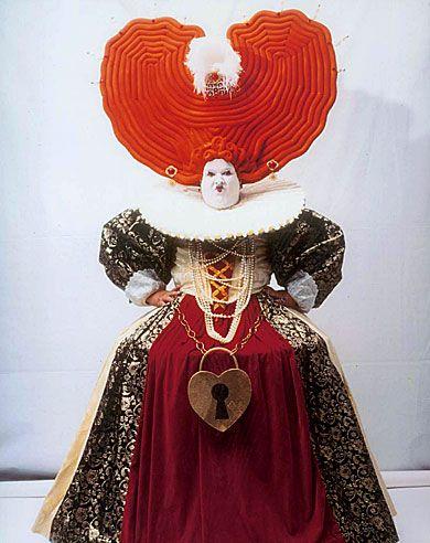 queen of hearts?