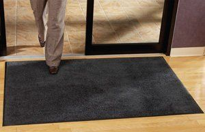 Carpet Mat Pro - 2' x 3' - Black - FBA by Doormats & More. $24.99. Cleated Rubber Backing. Solution Dyed Nylon Carpet. For Interior Use. Commercial Grade Performance. A premium grade Interior Floormat designed for years of dependable performance in high traffic commercial environments. A specialized cleated rubber backing provides excellent traction abilities for non slip mat. Carpet Mat Pro floormats are launderable and have a classic look that can enhance any work area. 100...