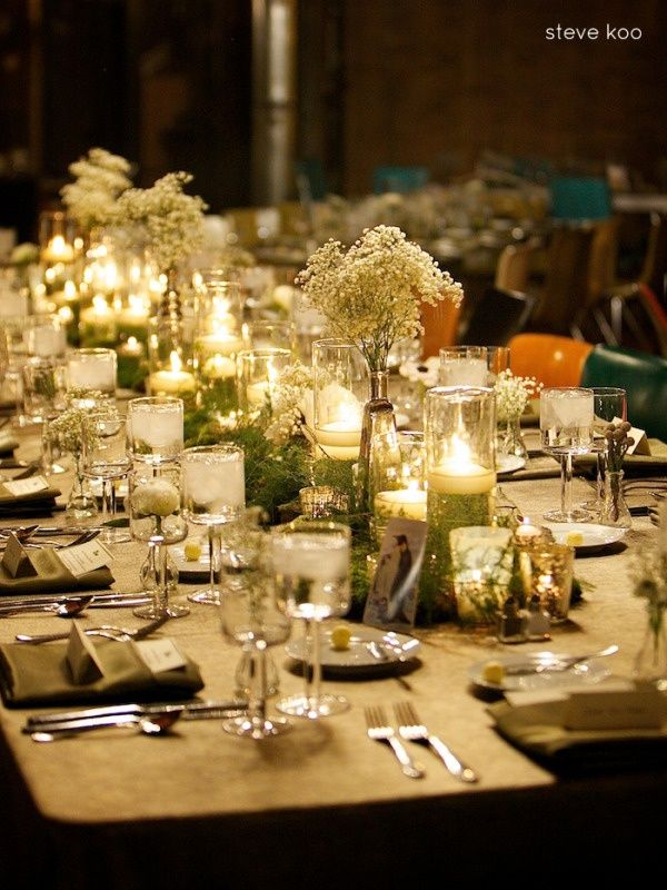 Inexpensive Cly Wedding Ideas