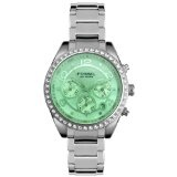 Fossil Women's CH2563 Chronograph Crystal Watch (Watch)By Fossil