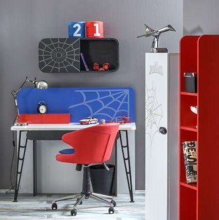 die besten 25 spiderman bett ideen auf pinterest. Black Bedroom Furniture Sets. Home Design Ideas