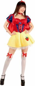 Teen Sexy Snow White Costume
