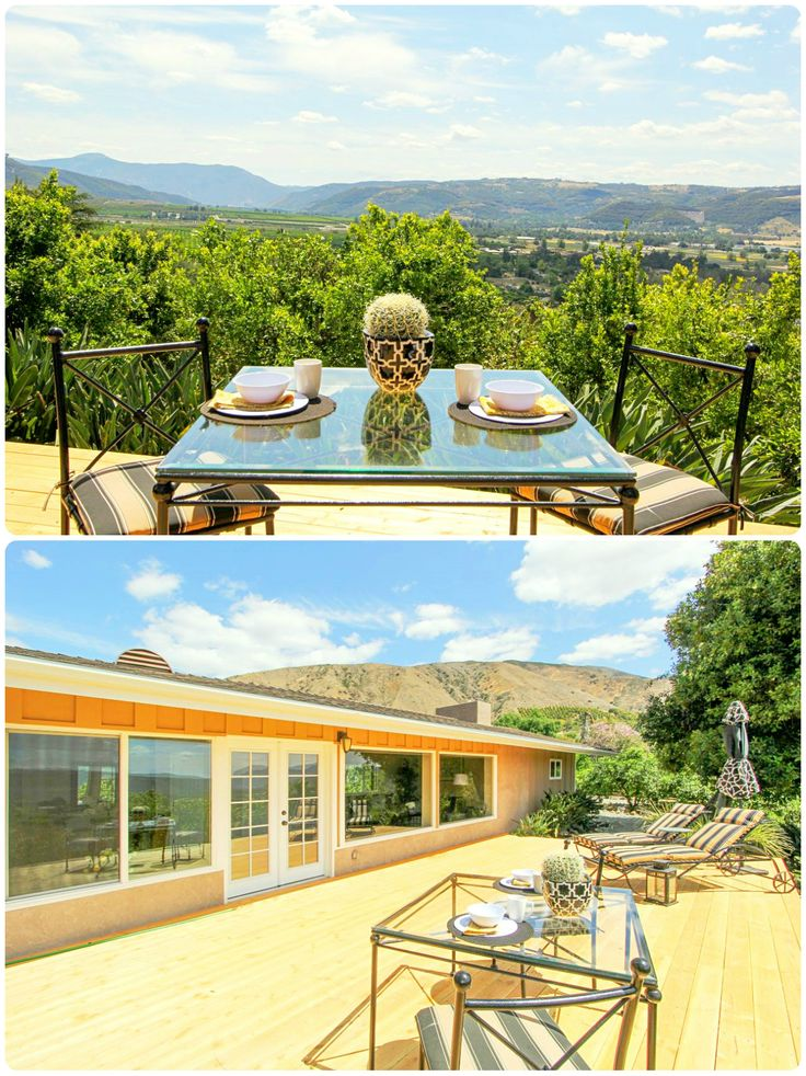 Charming property with 3 bedrooms, 2 bathrooms and breathtaking views. http://www.teamaguilar.com/san-diego-ca-homes/15208-topa-road-valley-center-ca-92082-2000136668/