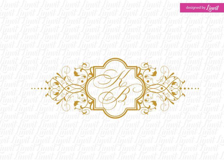 luxury wedding monogram-wedding logo-wedding crest-custom wedding monogram-signo-monograma-monograma de la boda-signo de la boda-