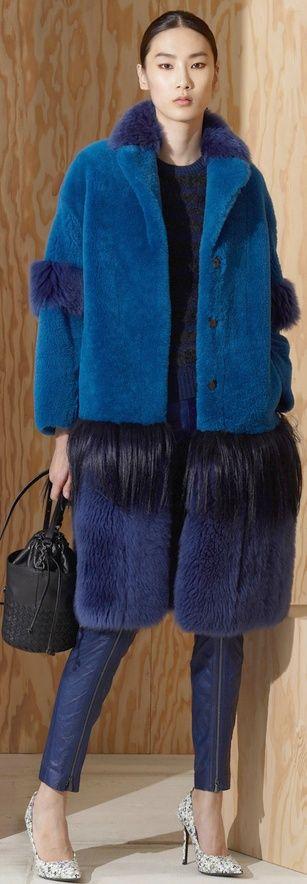Модные шубы 2017 - тенденции и фото