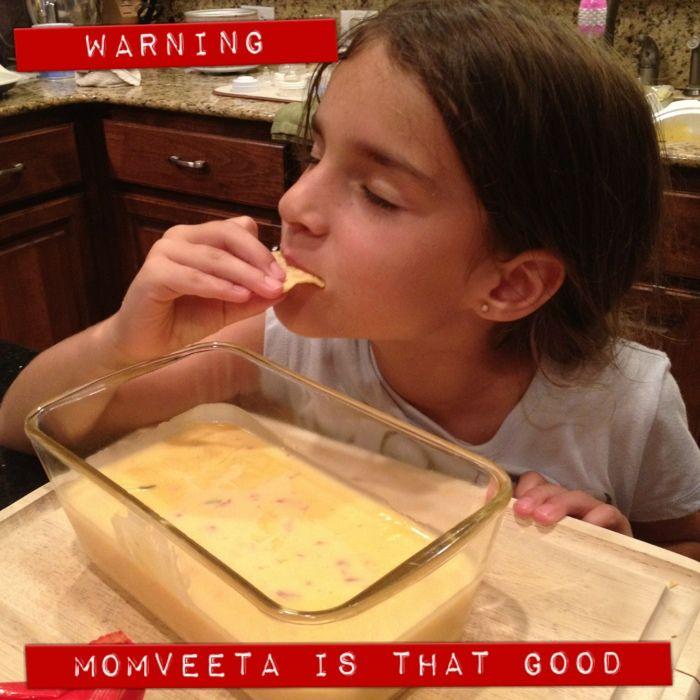 MOMveeta - MOMables.com How to make homemade velveeta recipe