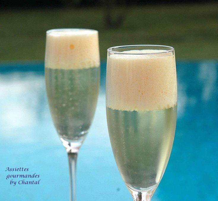 Cocktail, champagne et siphon !