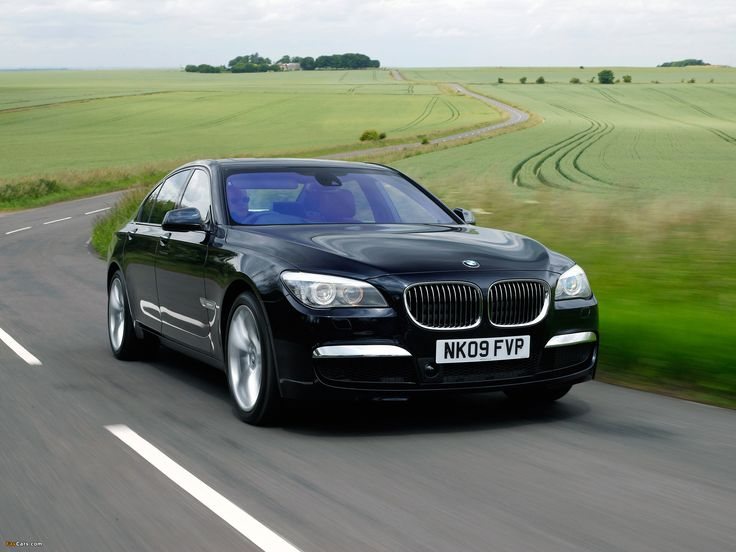 Rate this awesome BMW 740d M out of 10...