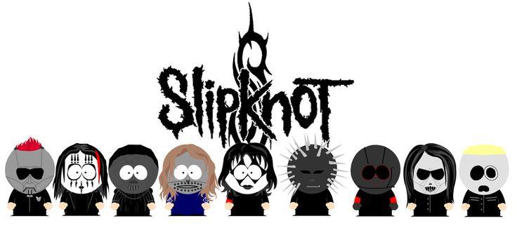 Desenhando com Lápis: Slipknot Metal Arte