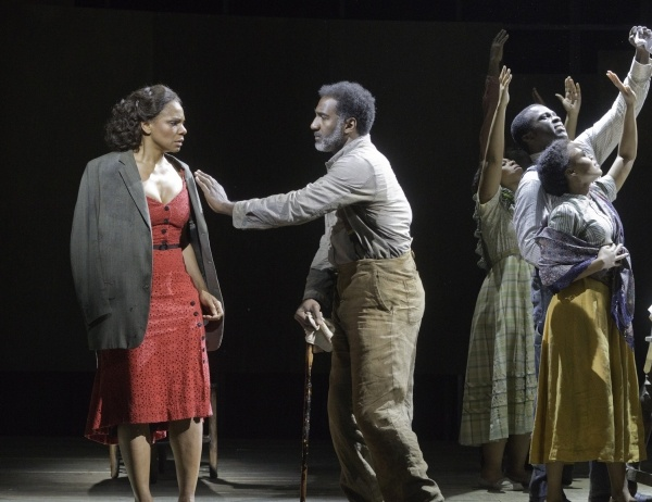 The Gershwins' Porgy and Bess Production Photos: Audra McDonald, Norm Lewis and Company