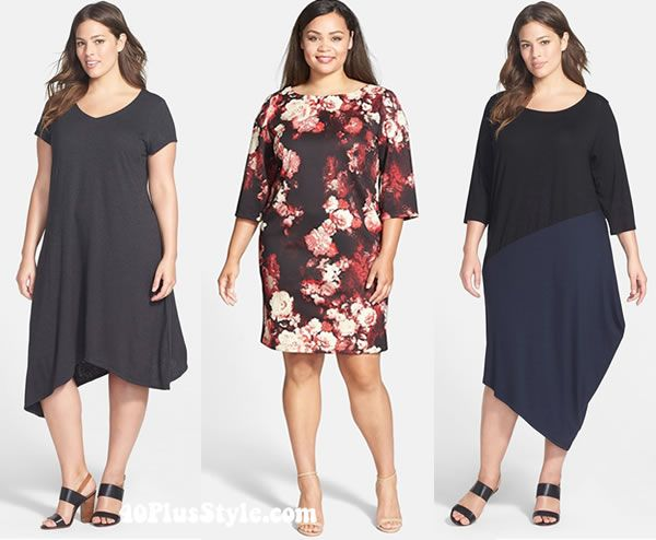 The best dresses for hiding a belly | 40plusstyle.com