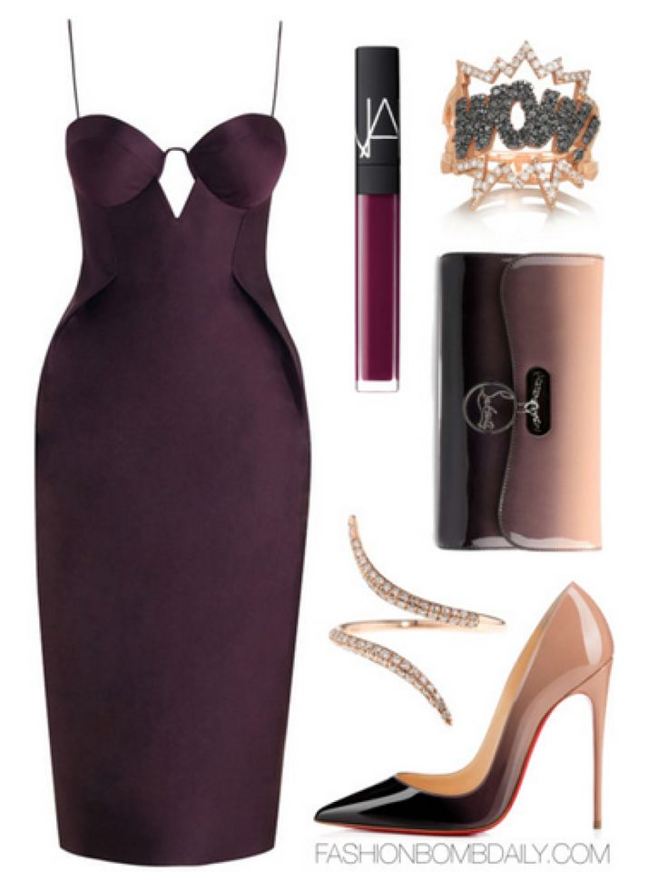 What to Wear to a Rooftop Birthday Dinner Zimmermann Dress Christian Louboutin So Kate Christian Louboutin Riviera Patent Nude Degrade Clutch