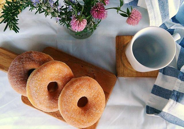 Receta donuts de azúcar y canela al horno | Cocina