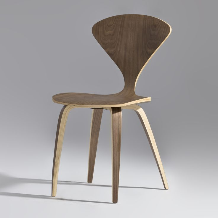 normen chair modern wooden side chair copy of a cherner chair