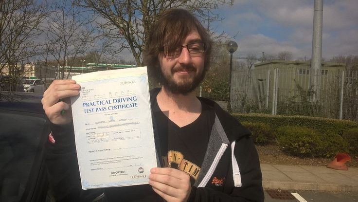 Daniel passed his practical driving test on the 2nd attempt with only  minor faults. Book today with A #drivingschoolwellingborough for structured #drivinglessonsinwellingborough