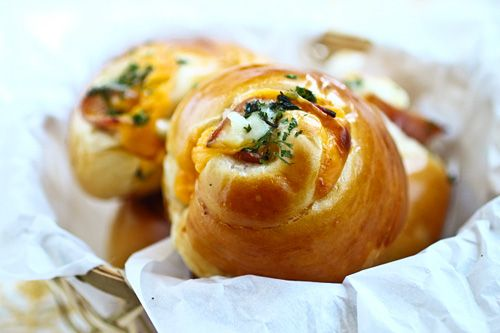 http://rasamalaysia.com/ham-and-cheese-buns/2/ Ham and Cheese Buns