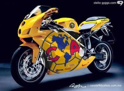 Las Aguilas Del America | Moto por Dariusraul - Rincón de las Águilas - Fotos del Club America
