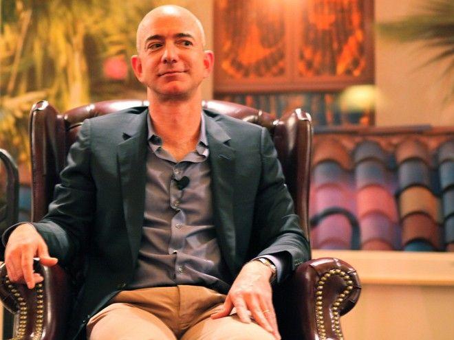 Mejor personaje: Será Jeff Bezos el hombre más importante de 2013.
