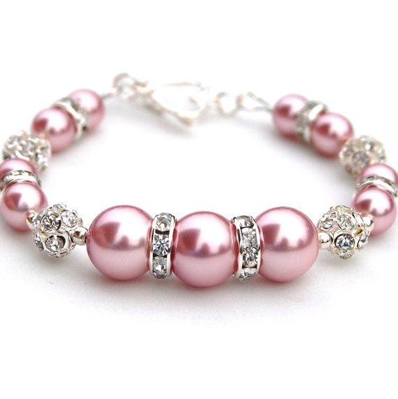 Pulsera perlas y separadores