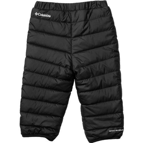 Columbia Unisex-Baby Infant Double Trouble Pant, Black, 3-6 Months Omni-shield advanced repellency. Insulated. Reversible. Imported.  #Columbia #Apparel