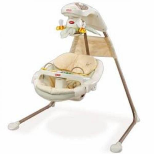 Nature's Touch Fisher Price Swing Bumble Bee Version