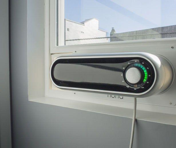 Noria climatiseur fenêtre design