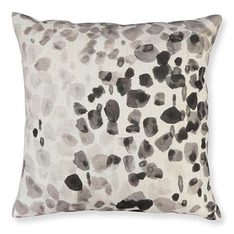 Petals Grey Cushion 50cm