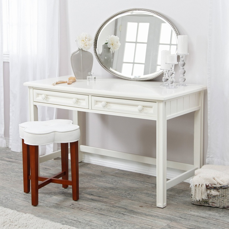 vanity ideas for bedroom to it casey white bedroom vanity 299 99 for 17701
