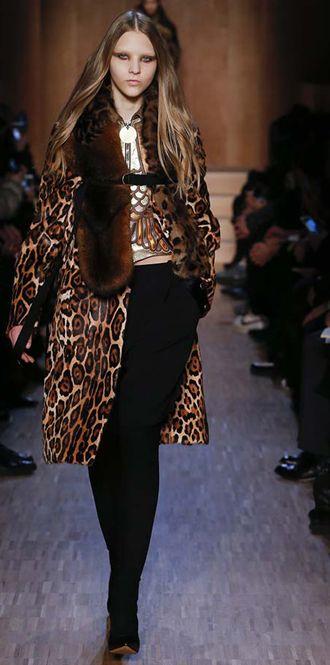 Print it: самые модные принты сезона осень-зима 16/17   Marie Claire