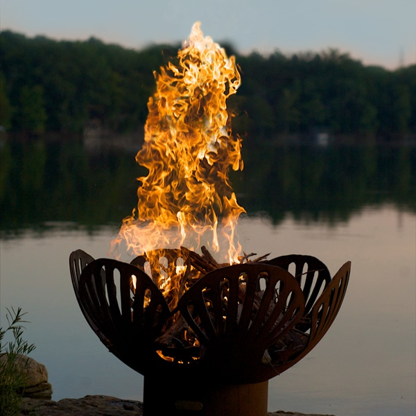 24 Best Images About Rust Patina Fire Pits On Pinterest