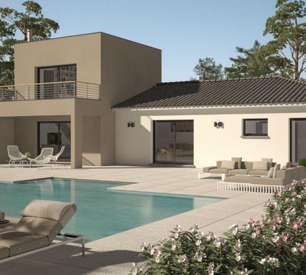 Les 25 meilleures id es de la cat gorie maison toit plat sur pinterest conception toit plat - Maison modulaire espagnole ...